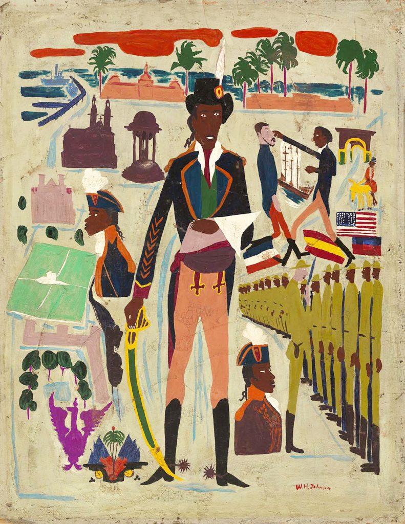 Haitian Revolution Toussaint Louverture