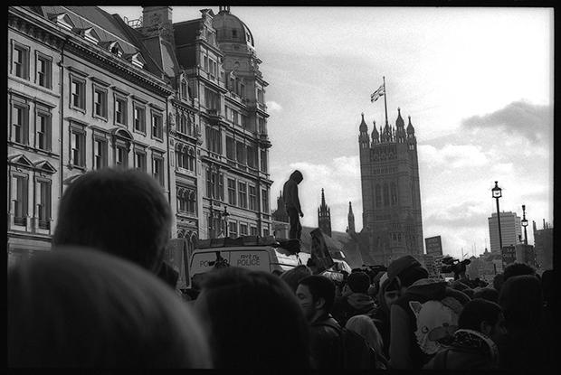 Student Revolt 2010 protests