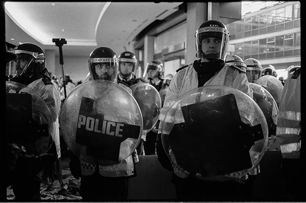 2010 student protests student revolt