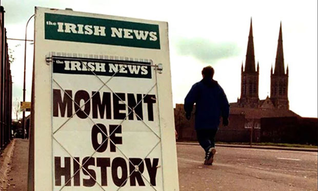 Goodbye to the Good Friday Agreement