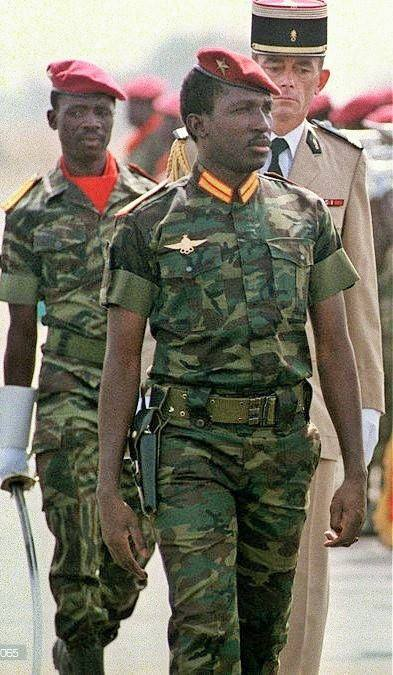 lives and afterlives of thomas sankara burkinable