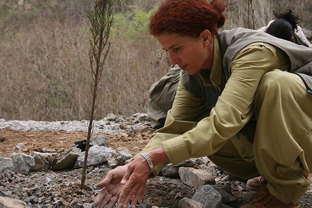 sakine cansiz who was sara PKK