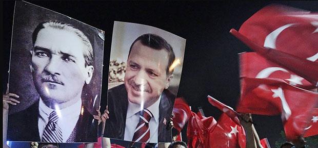 Why Turkey is Authoritarian: From Atatürk to Erdoğan HALIL KARAVELI