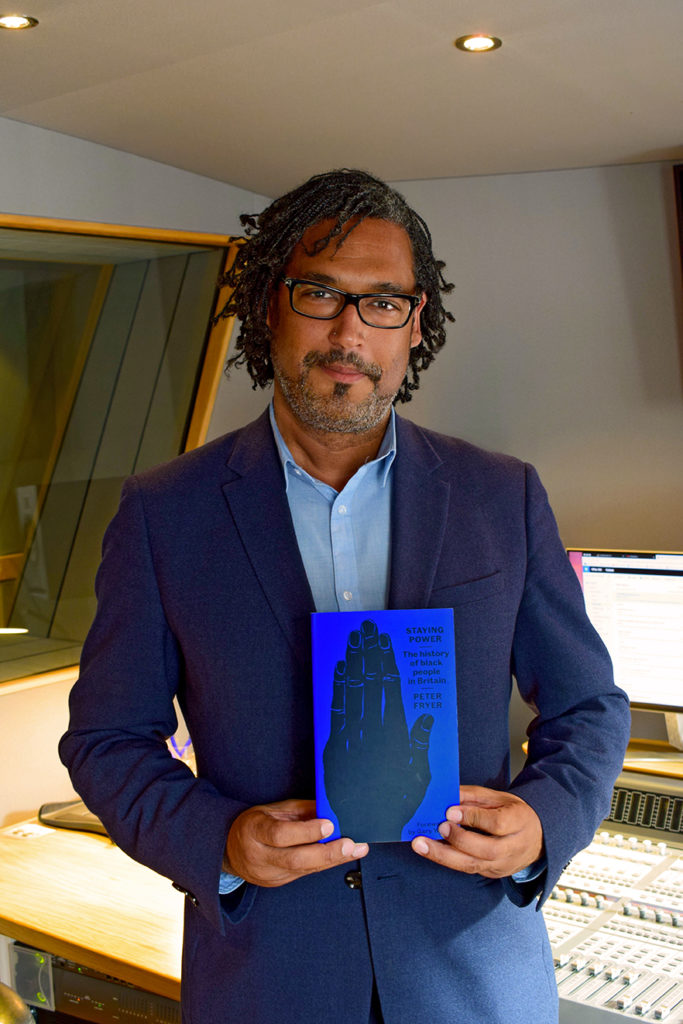David Olusoga and Staying Power: The History of Black People in Britain