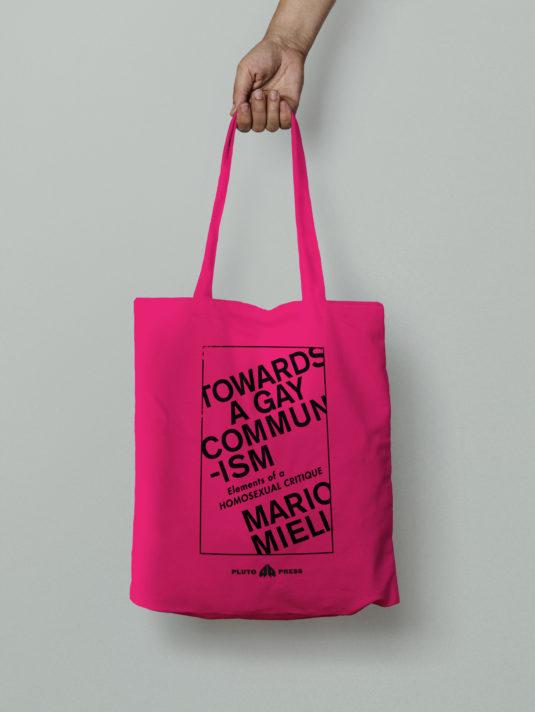 Mario Mieli Tote Bag