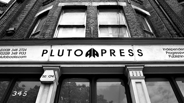 Pluto Press 50th anniversary history radical independent publishing internationalist richard kuper michael kidron nina kidron