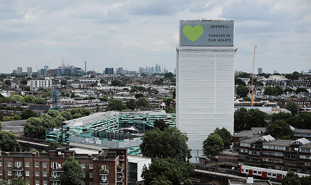 grenfell tower fire after grenfell west london austerity