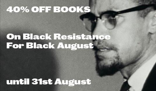 Black August Sale